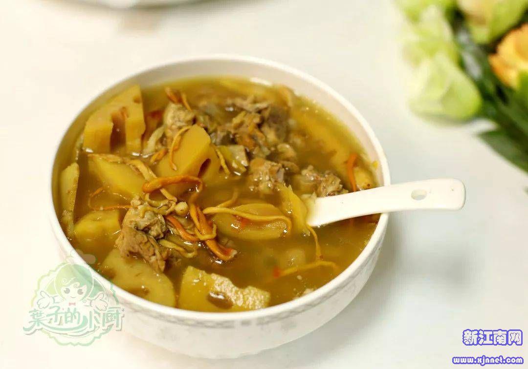 秋天抗秋燥,解秋乏,多喝这一锅养生汤