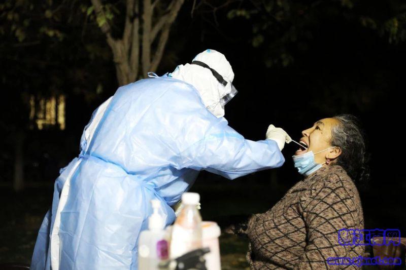 10月25日新疆喀什疫情通报 喀什市核酸检测已采样超30万人